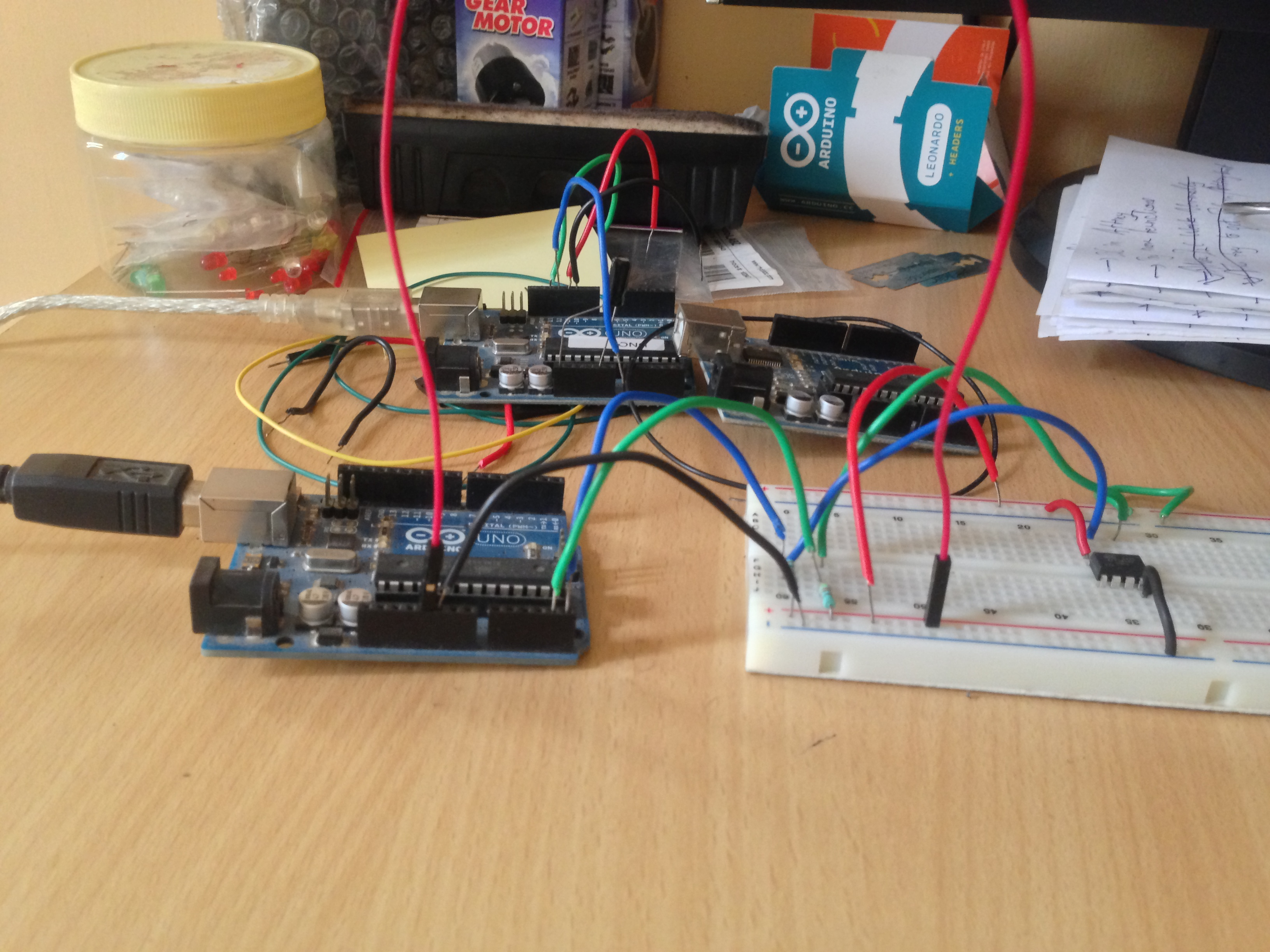 Using makefile for compiling arduino programs hardware fun