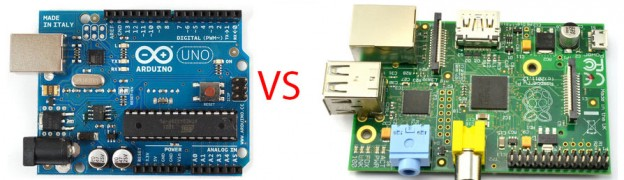 arduino vs raspberry-pi